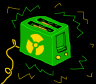 ScoreBert (Don't ask me why this image is a radioactive toaster)